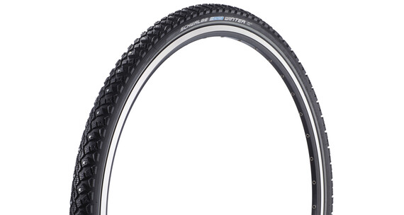 "SCHWALBE Winter Active Line 28"" K-Guard Draht black-reflex"